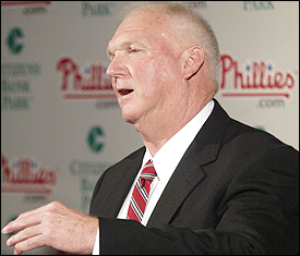 Charlie Manuel Quote of the Day